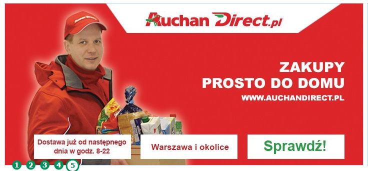 Auchan - Direct