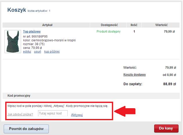 Bonprix Kod Promocyjny na Rabatuj.pl