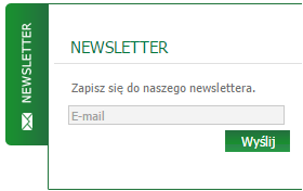 Farmona.pl - newsletter