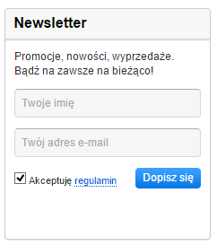InterSport.pl - newsletter cz.2