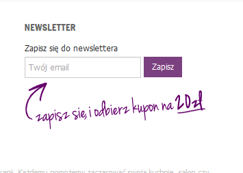 Sodo.pl - newsletter