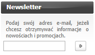 TanieAGD.pl - newsletter